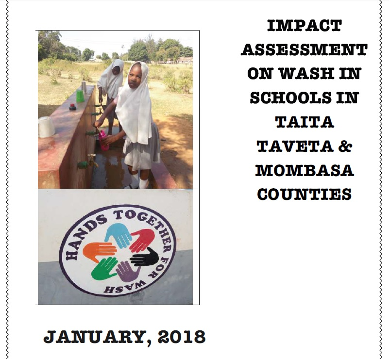 Impact Assessment on Wash in Schools in Taita Taveta & Mombasa Counties